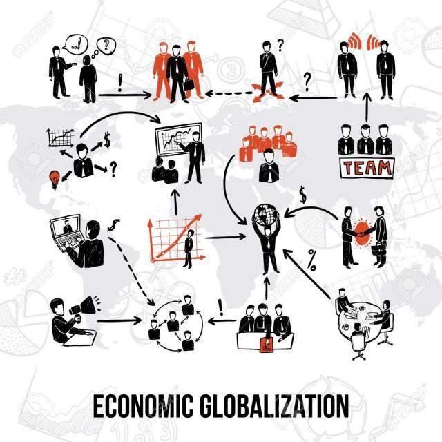 Business Organization Infographics